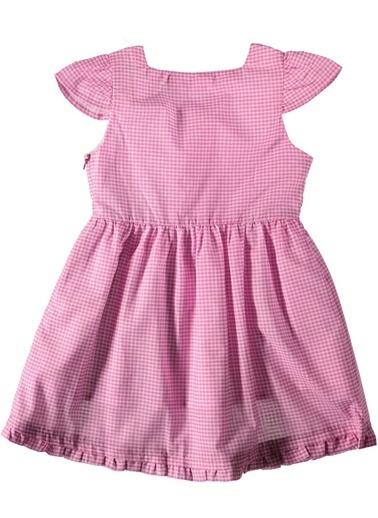 Mini Ekoseli Elbise-Asymmetry